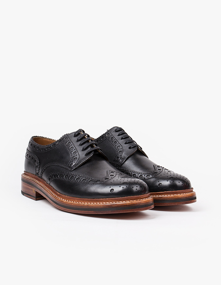 Grenson Archie Brogue Shoe