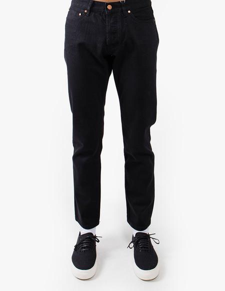 Han Kjøbenhavn Tapered Jeans - Black