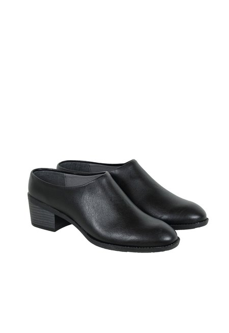 Bahatika Ovyo Mules in Black