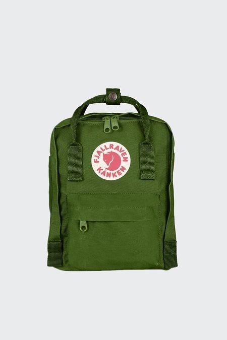 Fjallraven Mini Kanken Backpack - leaf green