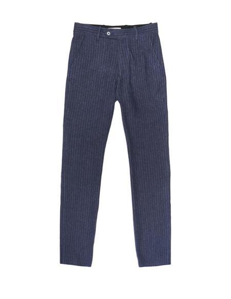 Krammer & Stoudt Gable Pinstripe Trouser