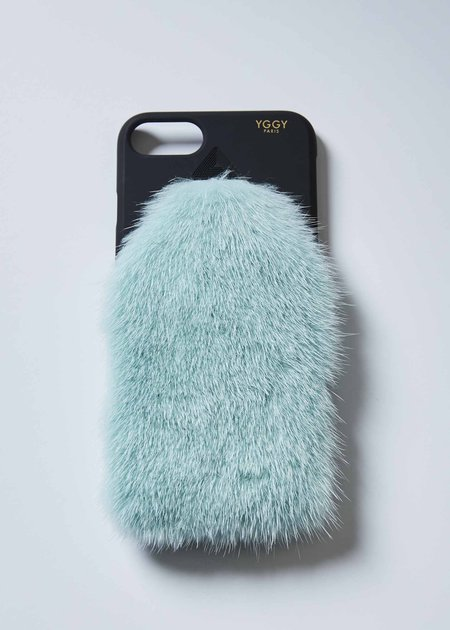 YGGY Mink iPhone 7/8 Case - Agua