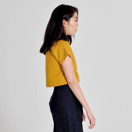 Ilana Kohn Mayes Shirt - Brass