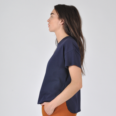 Hansel From Basel Madeline Tee - Navy