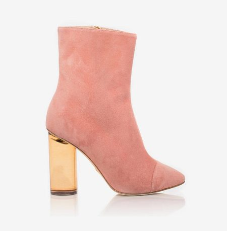 Brother Vellies Bianca Boot - Dusty Rose