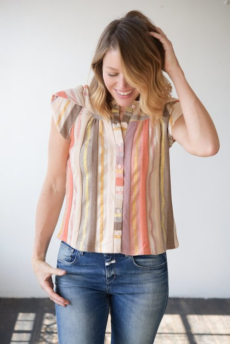 Ace & Jig Monet Top in Halo