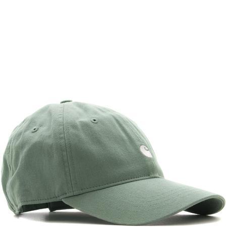 CARHARTT WIP MADISON LOGO CAP - CATNIP