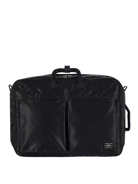 Porter-Yoshida & Co Tanker 3Way Briefcase - Black