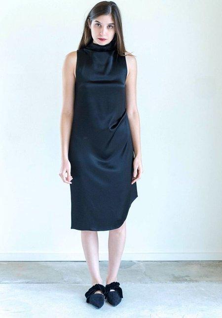 Veda Naples Dress in Black