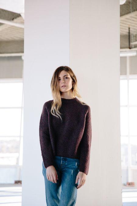 Line Philomena Crew Neck Sweater