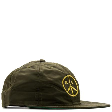 MISTER GREEN PEACE CAP - ARMY