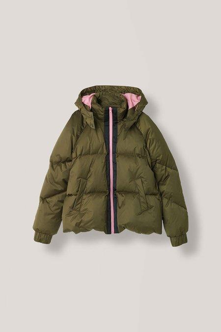 Ganni Vandalia Puffer Jacket