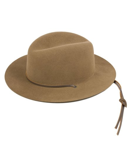 Iron and Resin Badlands Hat - Cinnamon