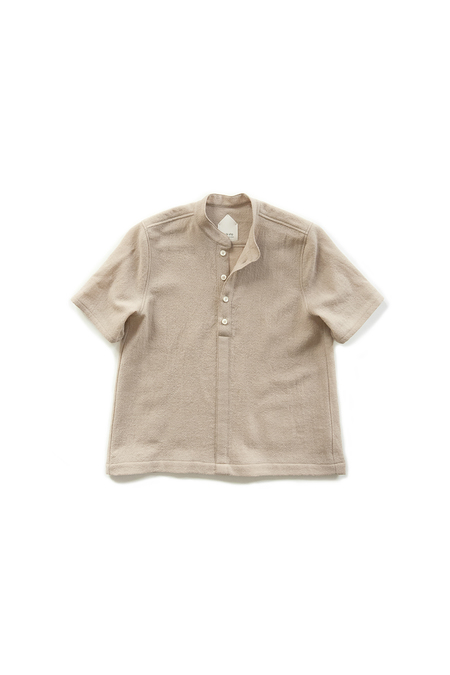 Wrk-shp Powder Wool Shirt