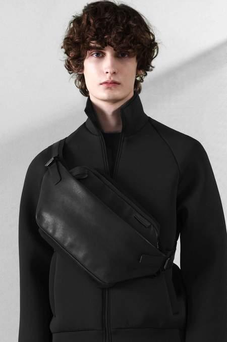 Côte & Ciel Isarau Alias Leather Cross Body Bag