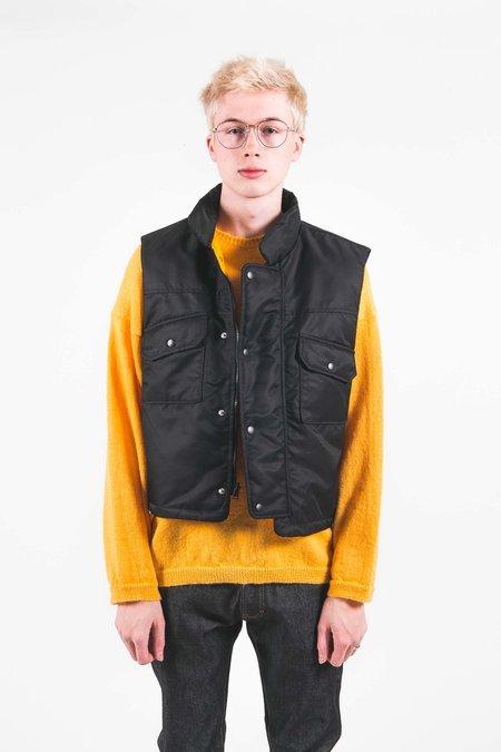 Our Legacy Solaro Nylon Vest - Black