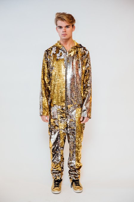 Any Old Iron Goldblade Jumpsuit