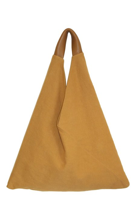 Georgia Jay Ori Tote - Cotton Ochre