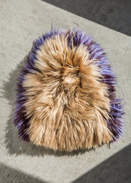 Rachel Comey Mikal Hat Camel/Purple
