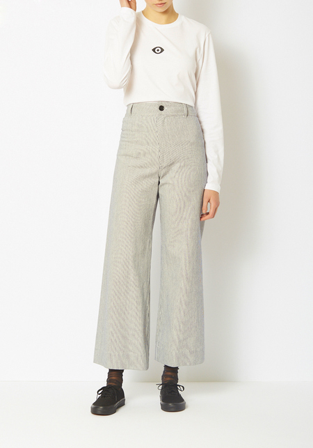 Creatures of Comfort Conductor Stripe Maison Pant