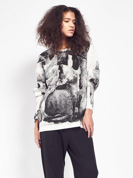Anntian Silk Sweatshirt