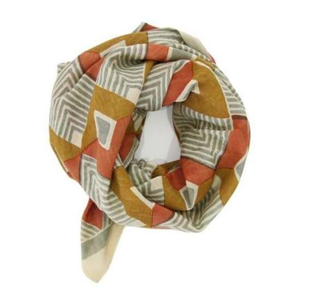 Block Shop Textiles Diamondback Desert Scarf