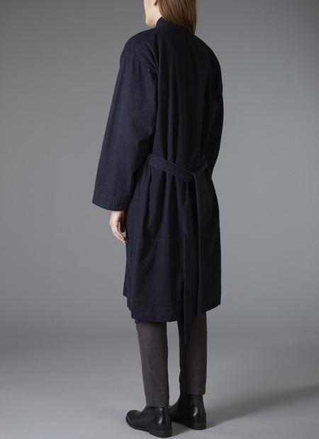 UNISEX GREI. Panel Robe - Indigo Denim