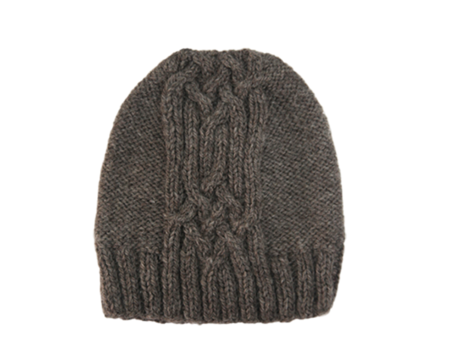 Kordal Cable Knit Hat