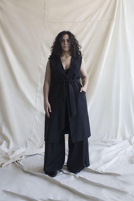 Vincetta Scarpa Vest - Black