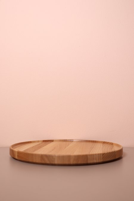 Hasami Porcelain Ash Wooden Tray - Large