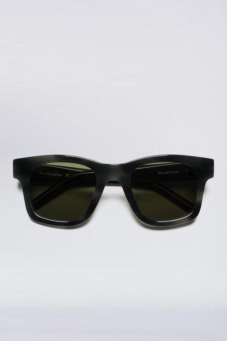 Sun Buddies Acetate Bibi Sunglasses - Poison Ivy