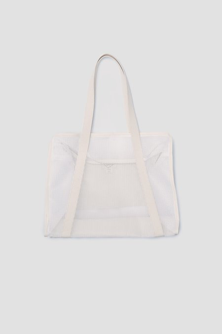 Alex Crane Store Playa Bag - Whitewash
