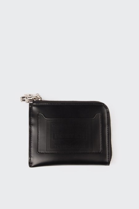 MEDICOM TOY Be@rbrick X Porter L Type Wallet - Black