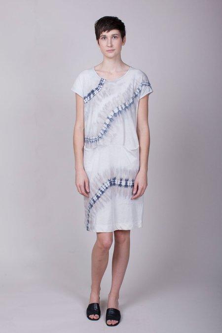 Raquel Allegra Pocket Shift Dress - Stone
