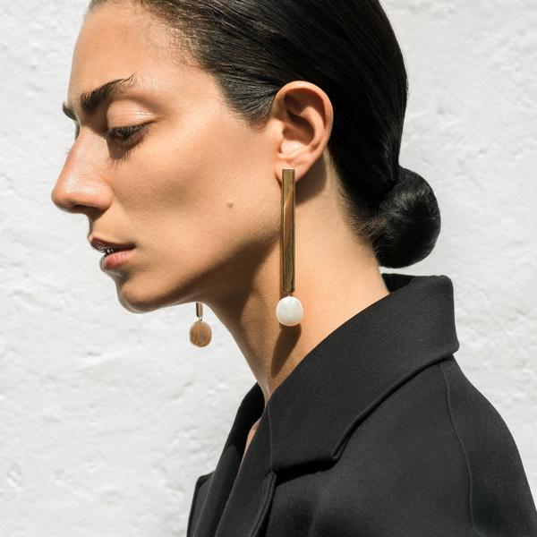 AGMES Sabine Earrings
