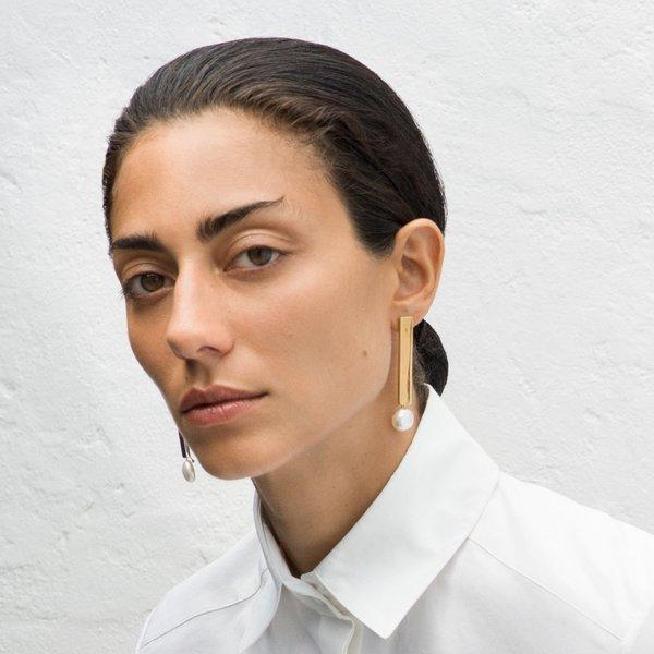AGMES Short Sabine Earrings