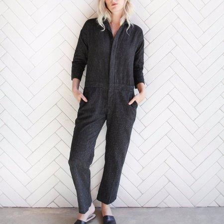 Esby Charlie Workwear Jumper - Black/White