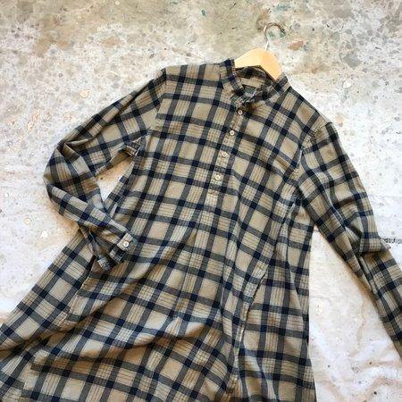 CP Shades Jasmine top in dusk plaid flannel SALE