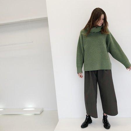Johan Vintage Mint Cashmere Sweater