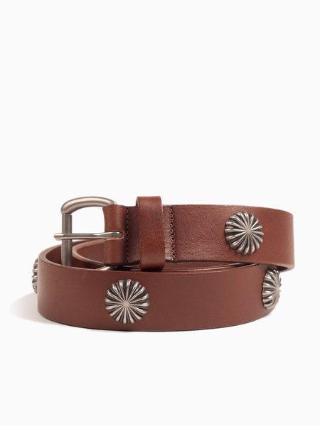 MAPLE Concho Belt - Brown