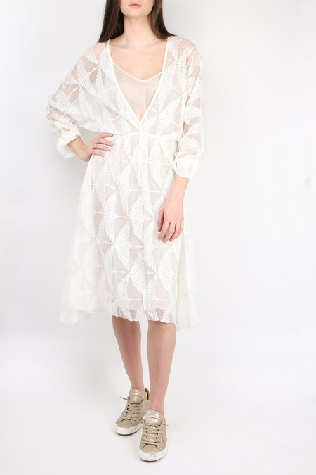 Forte Forte Lace Dress with Slip