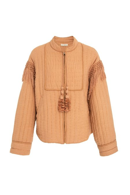 Ulla Johnson Kibo Jacket - Clay